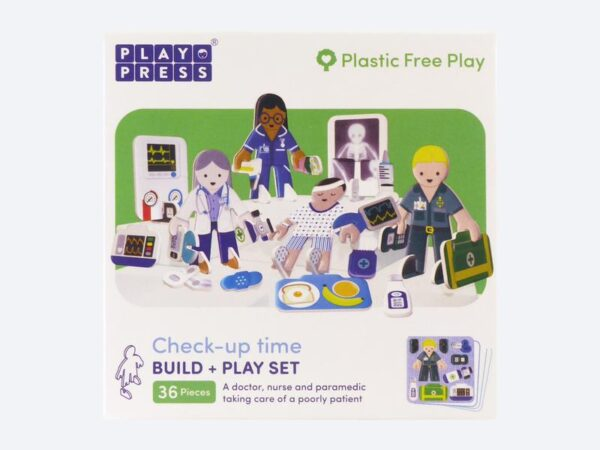 Check-Up Time Eco Friendly Playset