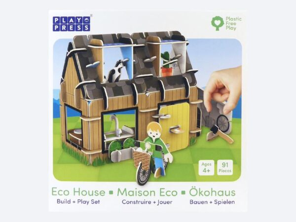 Eco house by play press