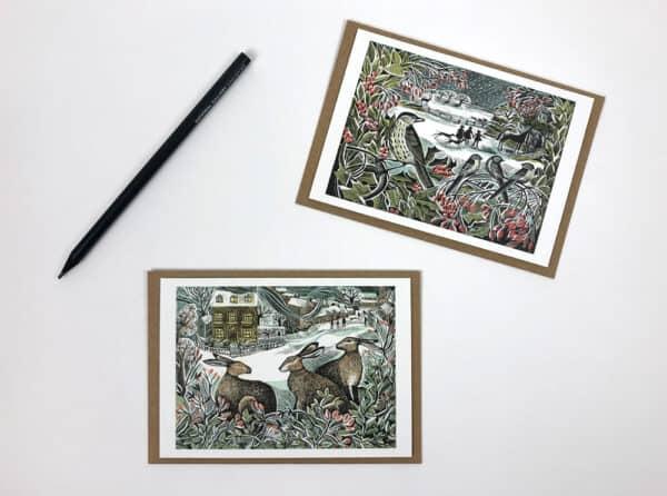 Notecards by angela harding