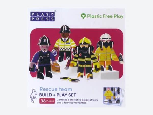 Rescue Team Eco Playset