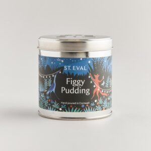 Figgy pudding candle by st eval
