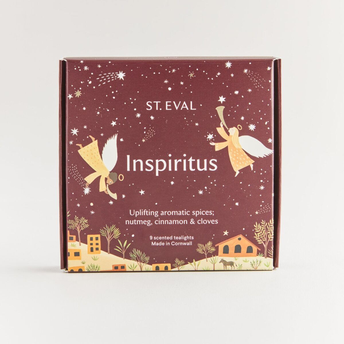 Inspiritus scented tealight by st eval