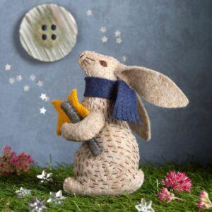 Dr. Hare, Stargazer Felt Craft Kit By Corinne Lapierre