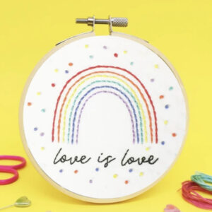 Love is Love Mini Kit by The Make Arcade