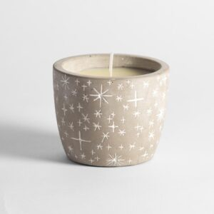 Star candle by st eval