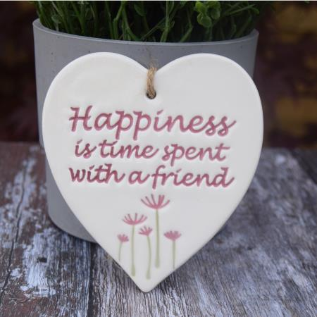 Happiness is time by boradlands pottery