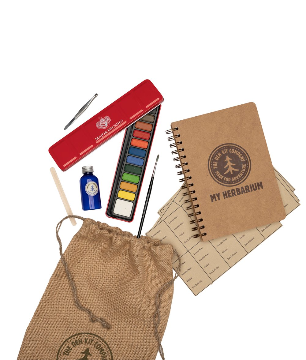 The Herbarium Kit by The Den Kit Co.